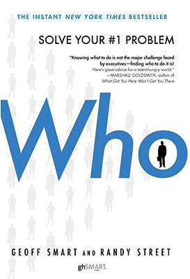 Who: The A Method for Hiring Cover Image