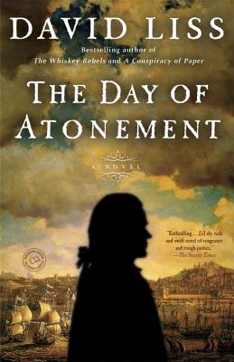 The Day of Atonement: A Novel (Benjamin Weaver #4) Cover Image