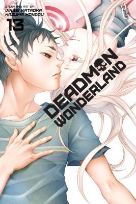 Cover for Deadman Wonderland, Vol. 13