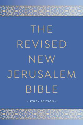 The Revised New Jerusalem Bible: Study Edition Cover Image