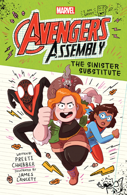 The Sinister Substitute (Marvel Avengers Assembly Book 2) Cover Image
