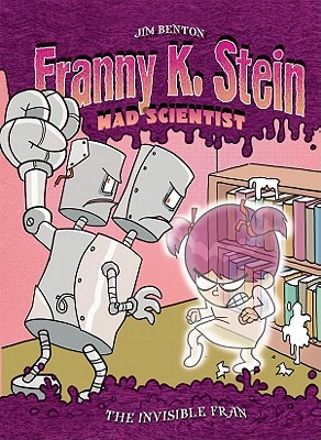 Invisible Fran: #3 (Franny K. Stein) Cover Image