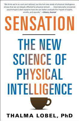 Sensation: The New Science of Physical Intelligence Cover Image