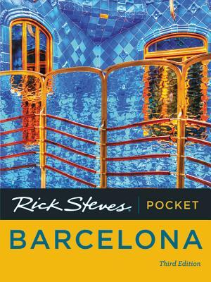 Cover for Rick Steves Pocket Barcelona (Travel Guide)