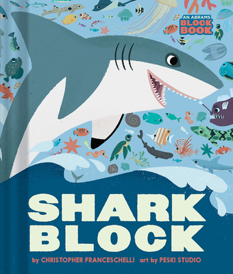 Sharkblock (An Abrams Block Book) Cover Image