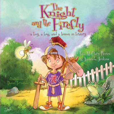Cover for The Knight and the Firefly