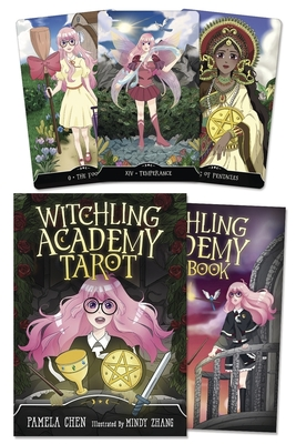 Witchling Academy Tarot Cover Image