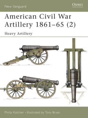 American Civil War Artillery 1861-65 (2) Cover