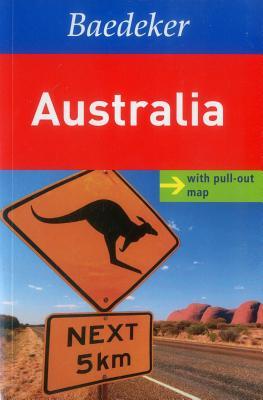 Australia Baedeker Guide (Baedeker: Foreign Destinations) Cover Image