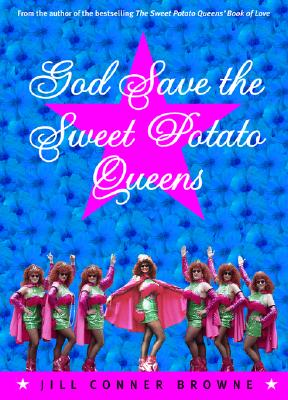 God Save the Sweet Potato Queens Cover