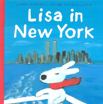 Lisa in New York Cover
