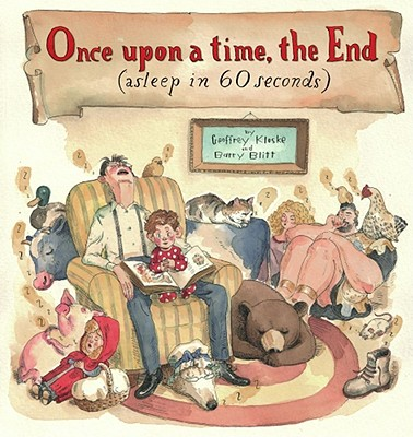 Once Upon a Time, the End Cover
