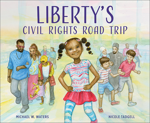 Liberty's Civil Rights Road Trip Cover Image