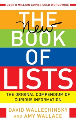 The New Book of Lists Cover
