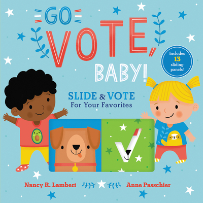 Go Vote, Baby! Cover Image
