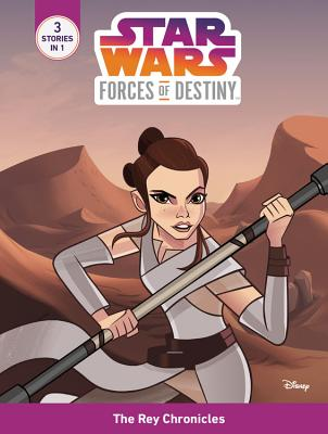 Star Wars Forces of Destiny The Rey Chronicles Cover Image