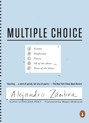 Multiple Choice Cover Image