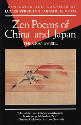 Cover for Zen Poems of China & Japan (Evergreen Book)