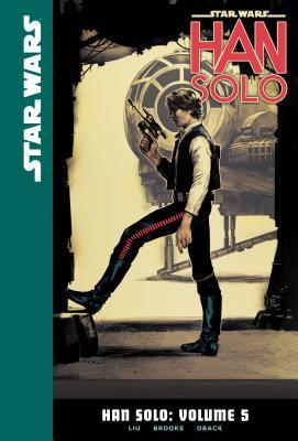 Han Solo: Volume 5 (Star Wars: Han Solo #5) Cover Image