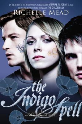 The Indigo Spell: A Bloodlines Novel Cover Image