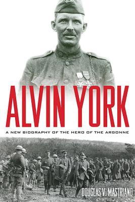 Cover for Alvin York