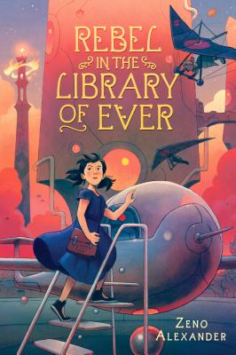 Rebel in the Library of Ever Cover Image