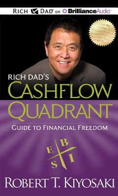 Rich Dad's Cashflow Quadrant: Guide to Financial Freedom Cover Image