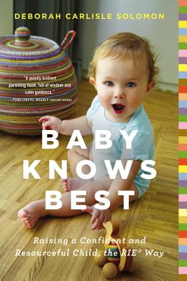Cover for Baby Knows Best