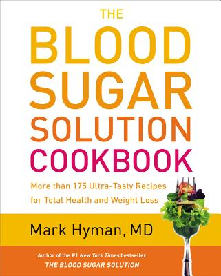 The Blood Sugar Solution Cookbook Cover