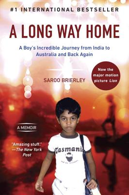 A Long Way Home: A Memoir Cover Image