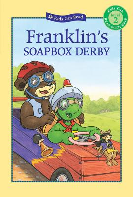 Franklin's Soapbox Derby (Kids Can Read) Cover Image