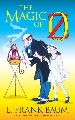 The Magic of Oz (Dover Children's Classics) Cover Image