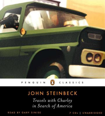 Travels with Charley in Search of America Cover Image