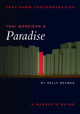 Toni Morrison's Paradise Cover