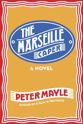 The Marseille Caper Cover
