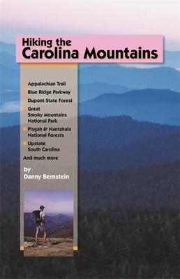 Hiking the Carolina Mountains Cover