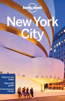 Lonely Planet New York City Cover Image