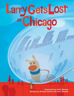 Larry Gets Lost in Chicago Cover