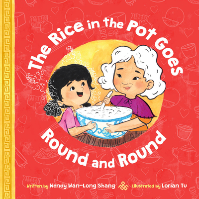 The Rice in the Pot Goes Round and Round Cover Image