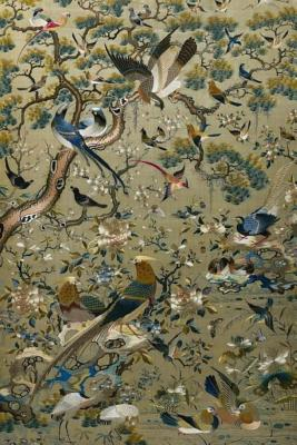 Journal: Chinese Silk Tapestry - Birds Cover Image