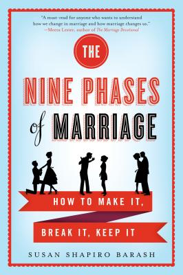Cover for The Nine Phases of Marriage