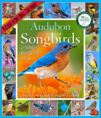 Audubon Songbirds & Other Backyard Birds Calendar 2014 Cover Image