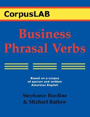 Business Phrasal Verbs (Corpuslab) Cover Image