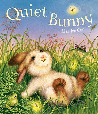Quiet Bunny Cover
