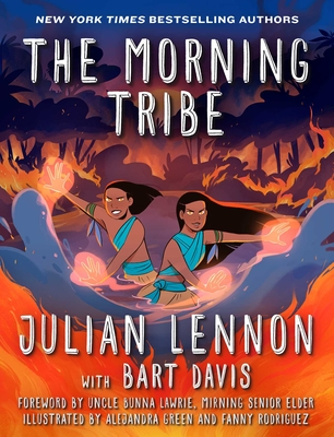 Cover for The Morning Tribe