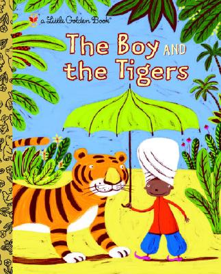 The Boy and the Tigers Cover