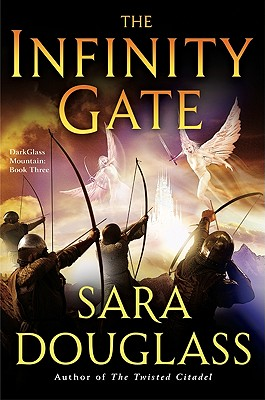 The Infinity Gate Cover