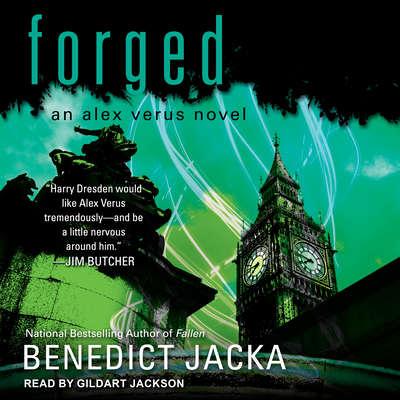 Forged (Alex Verus #11) Cover Image