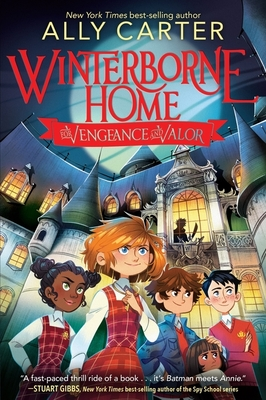 Winterborne Home for Vengeance and Valor Cover Image