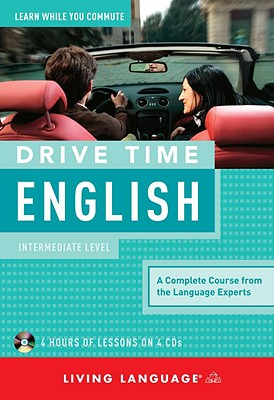 Drive Time English: Intermediate Level Cover Image